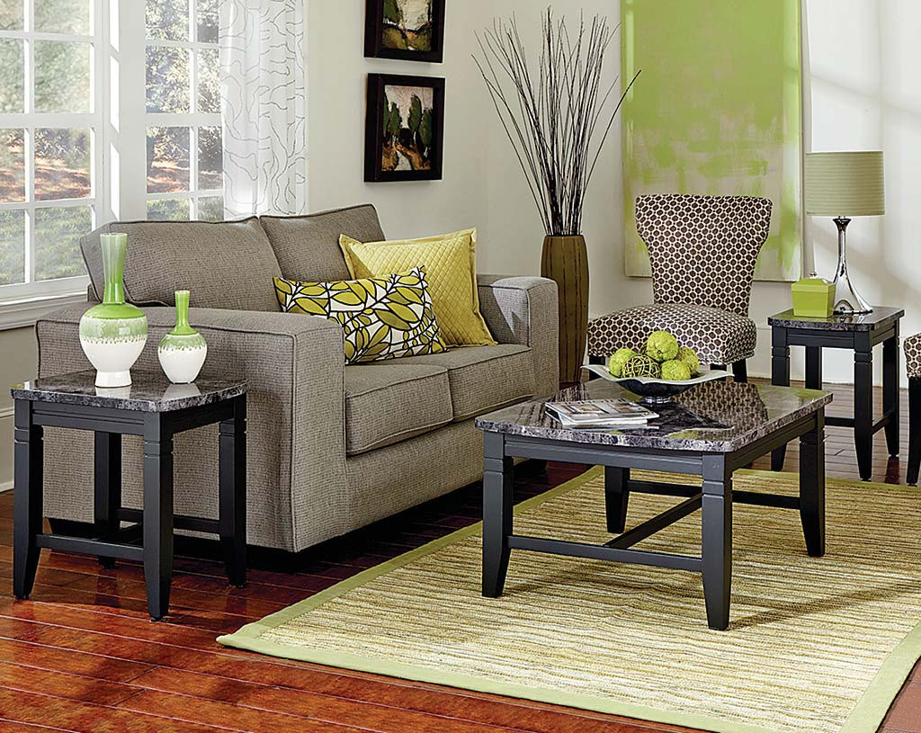 black coffee and end table sets 24