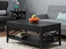 black coffee and end table sets 27