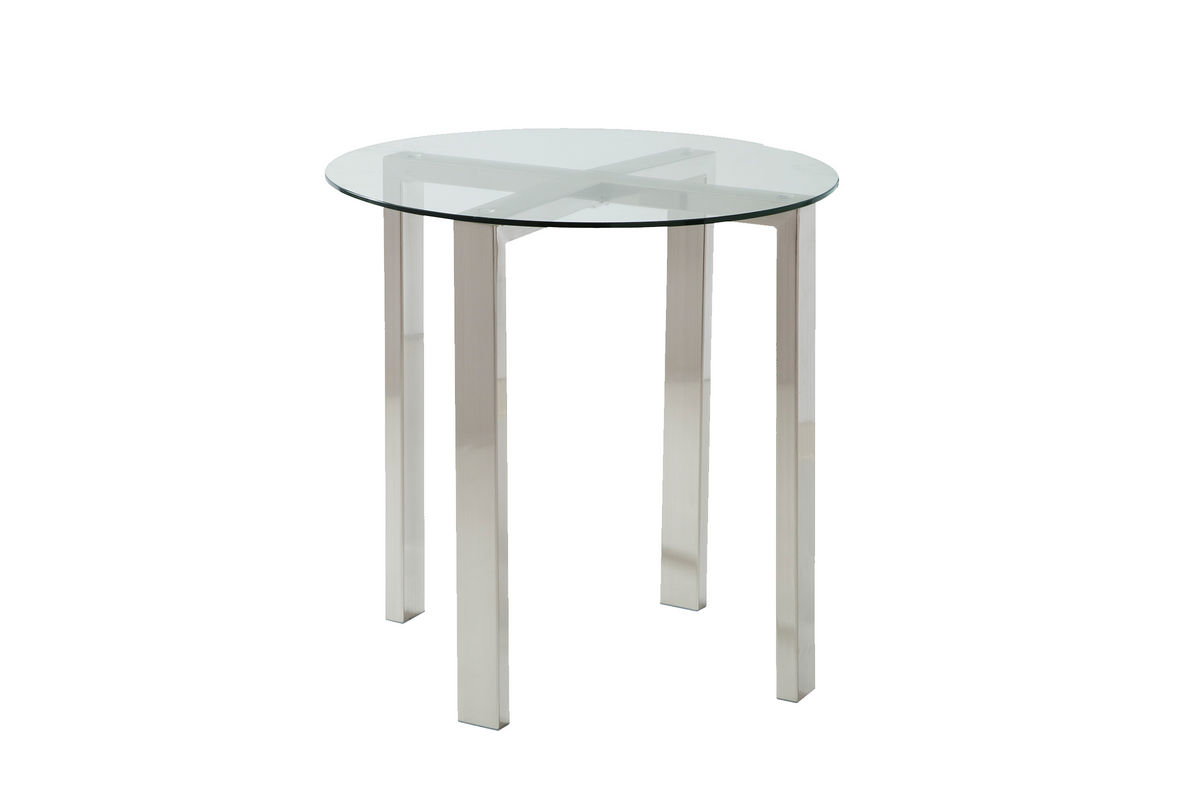 brushed nickel coffee table 05