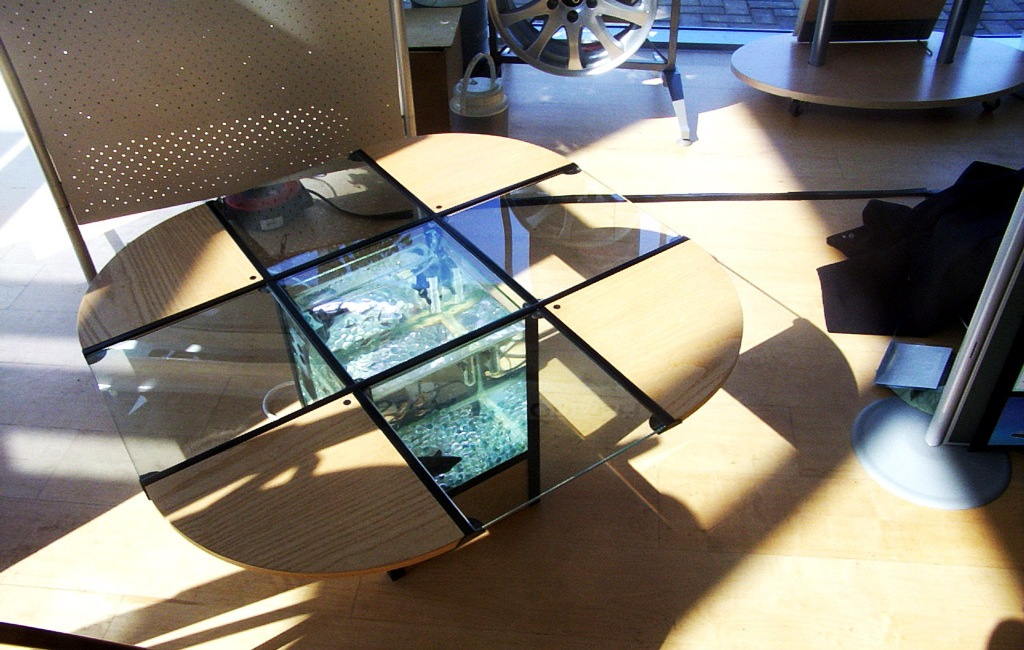 coffee table aquarium for sale 07