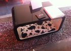 coffee table dog bed 14