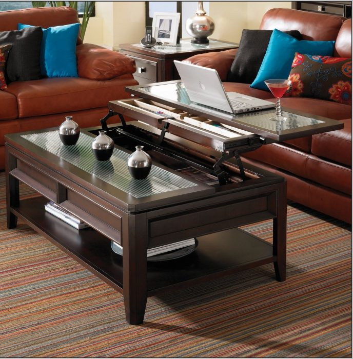 coffee tables that lift 10