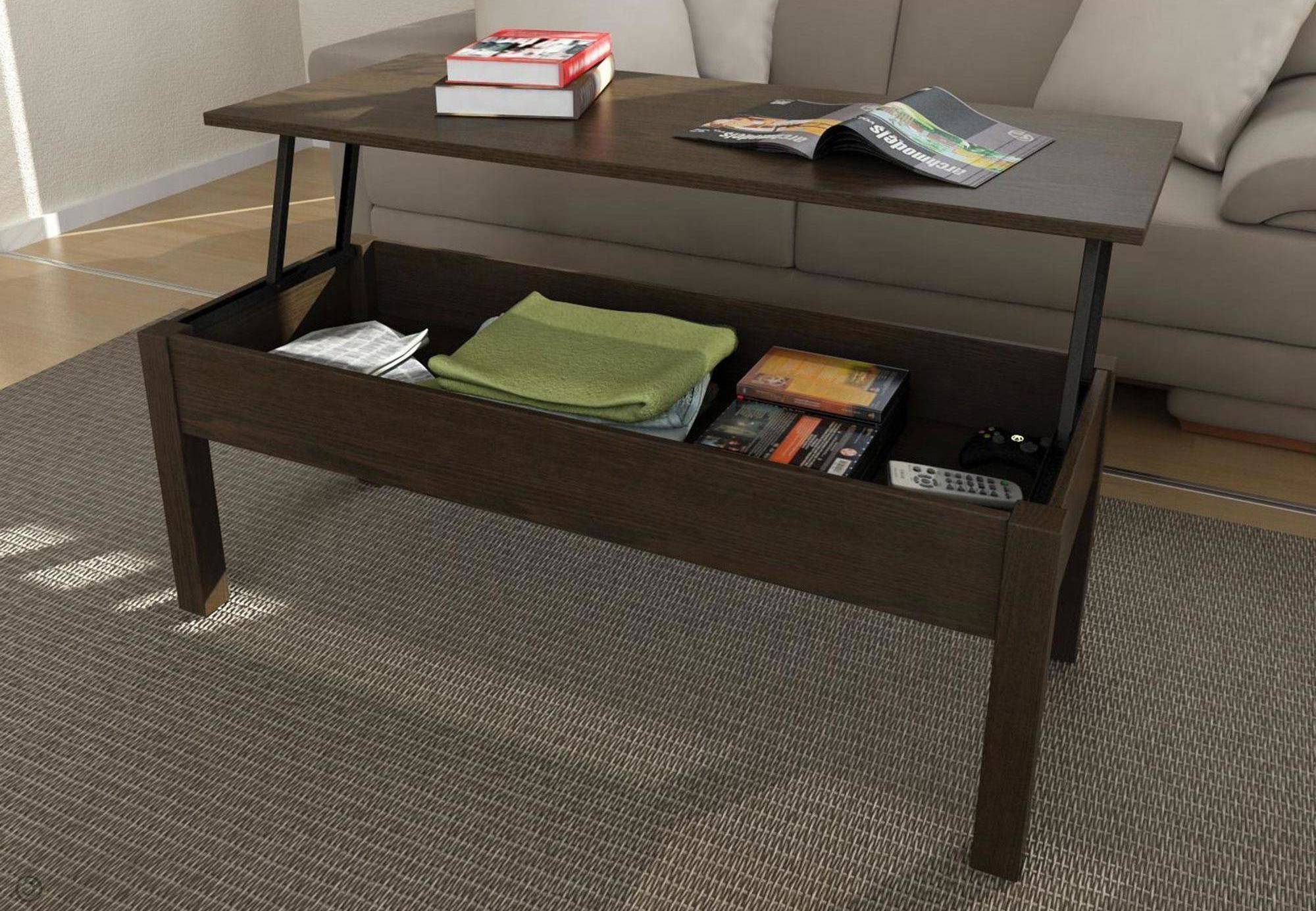coffee tables that lift 16