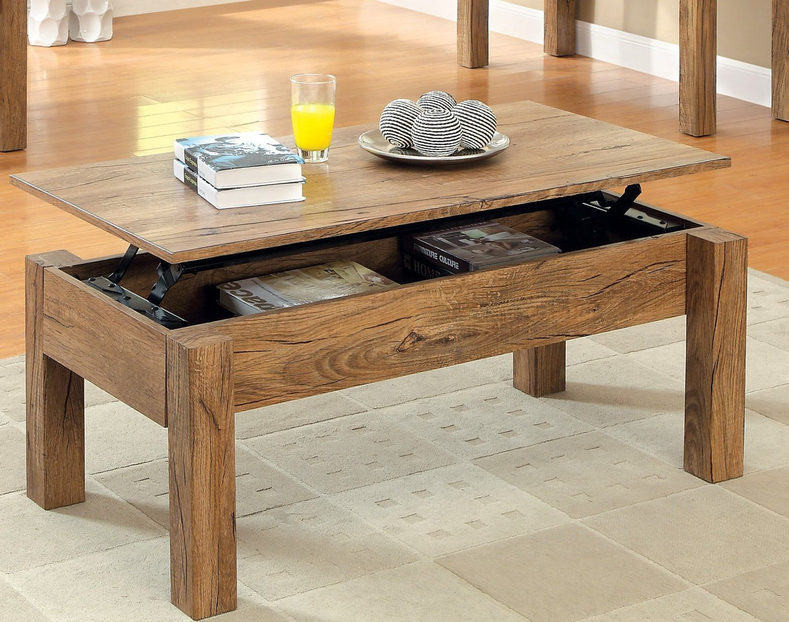 coffee tables that lift 17