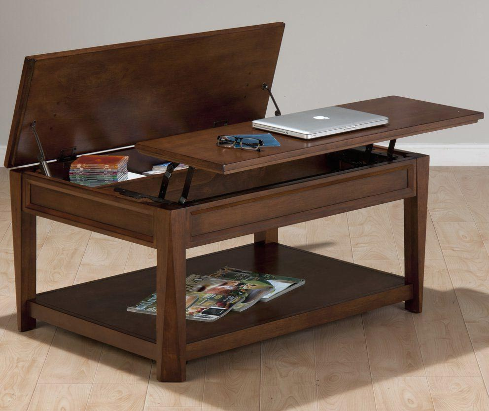 coffee tables that lift 25