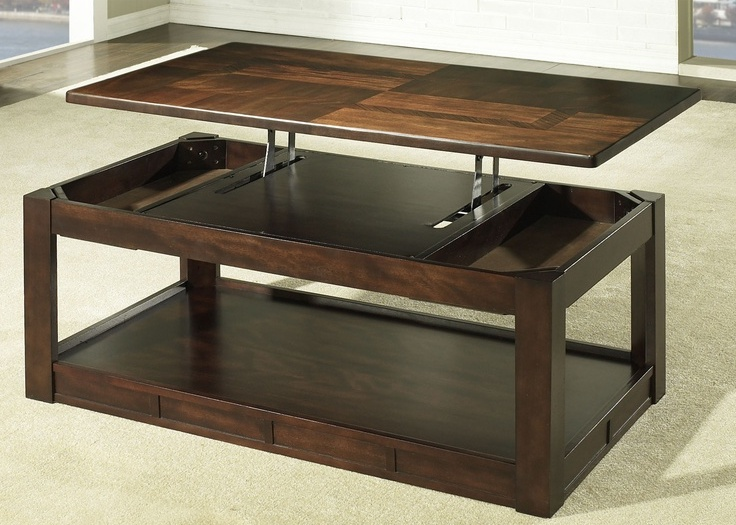 coffee tables that lift up 13