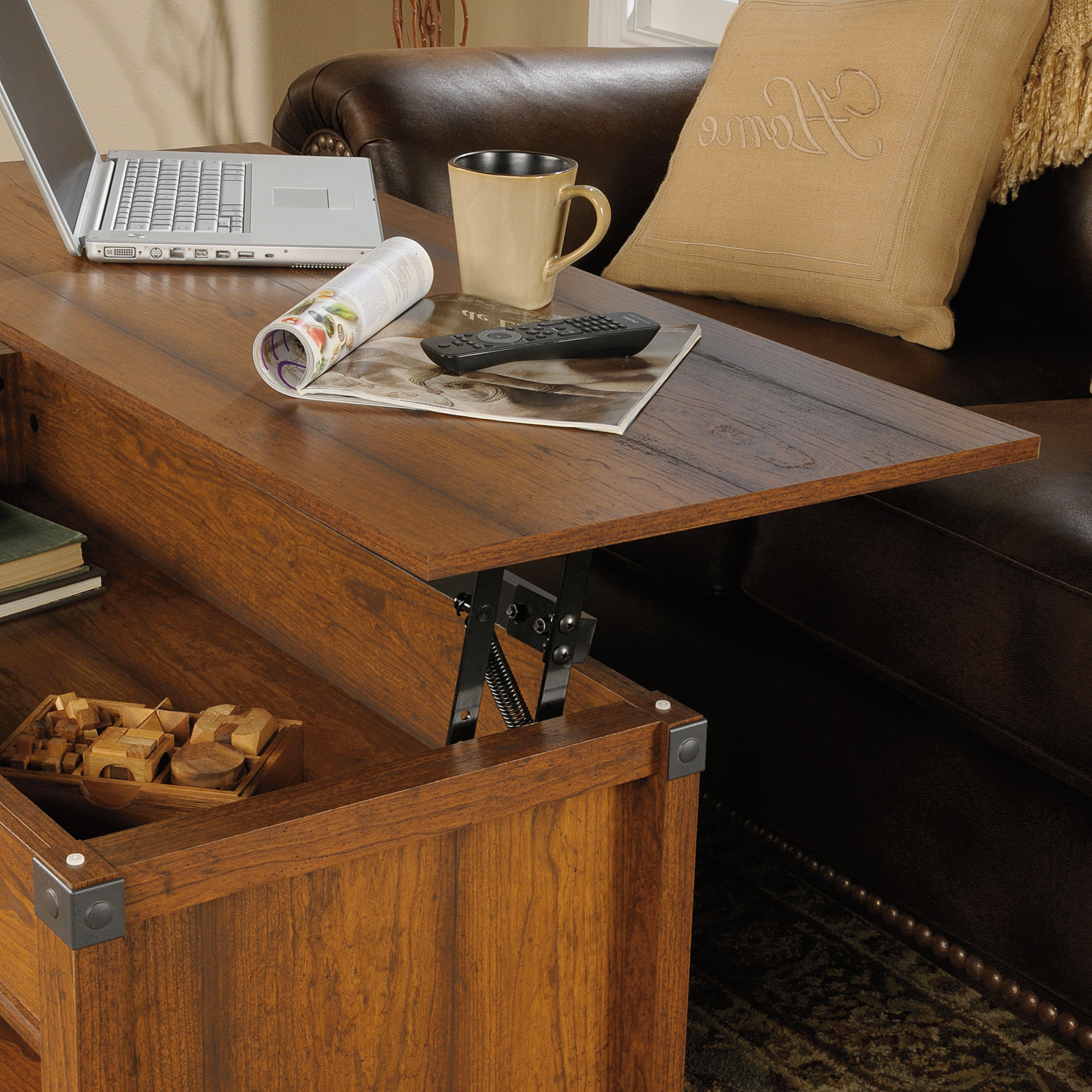 coffee tables that lift up 17