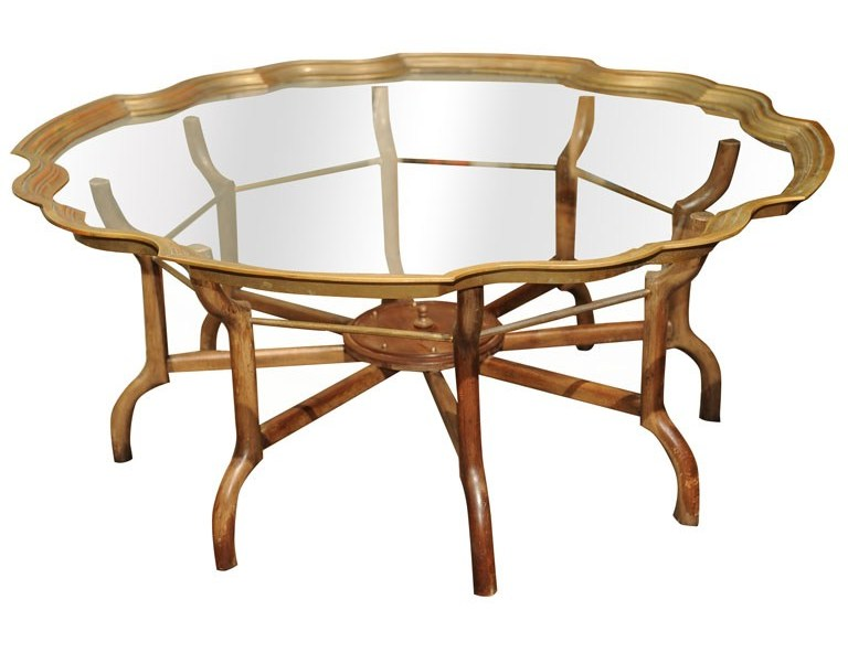 gold coffee table tray 05