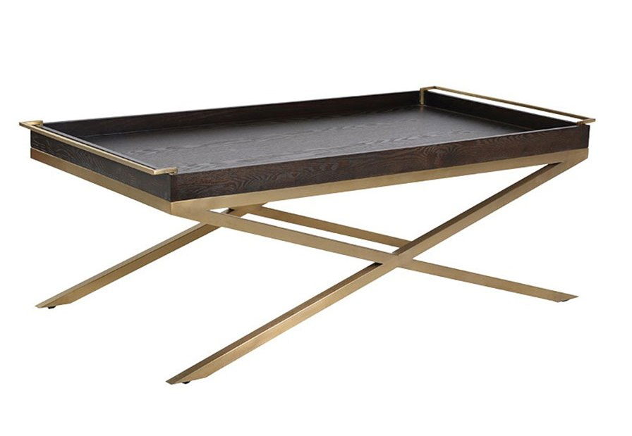gold coffee table tray 10