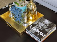 gold coffee table tray 23