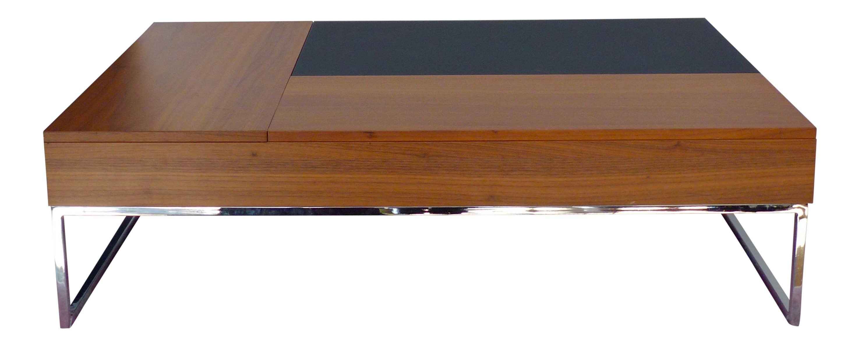 hidden compartment coffee table 10