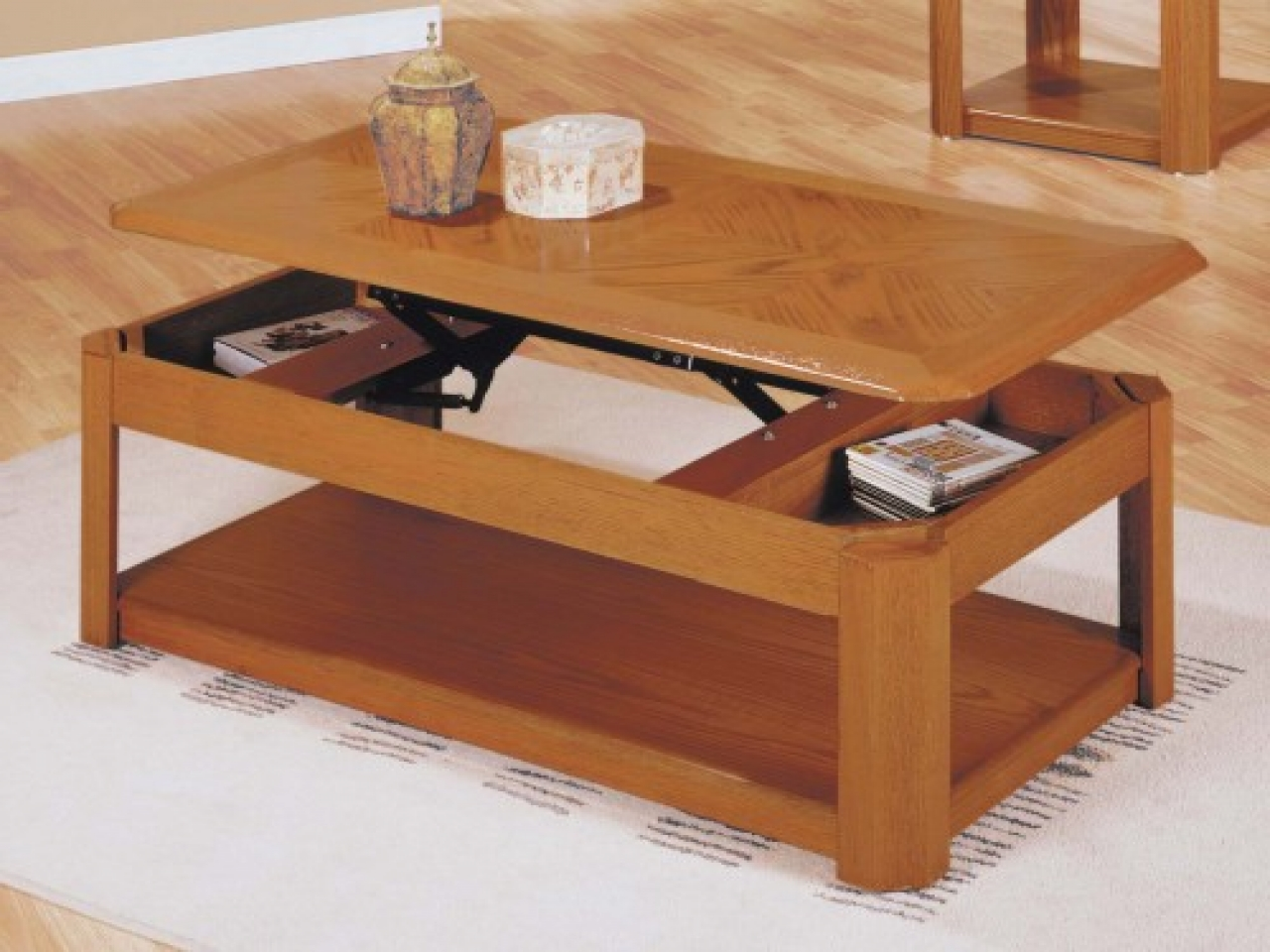 hidden compartment coffee table 20