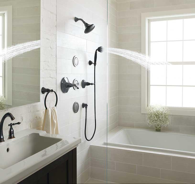 Kohler Outdoor Shower
