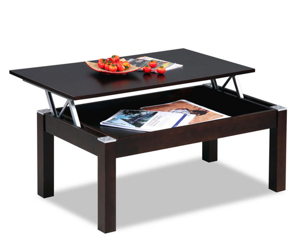 Lift top coffee tables with storage roy home design Bench coffee tables