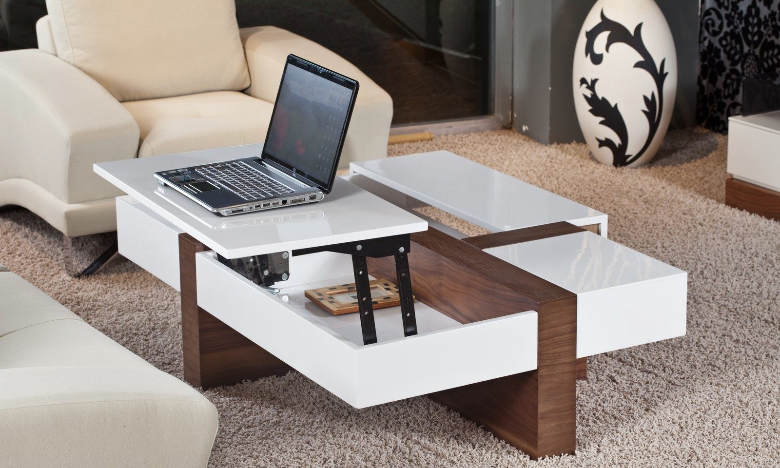 lift top coffee tables with storage 20