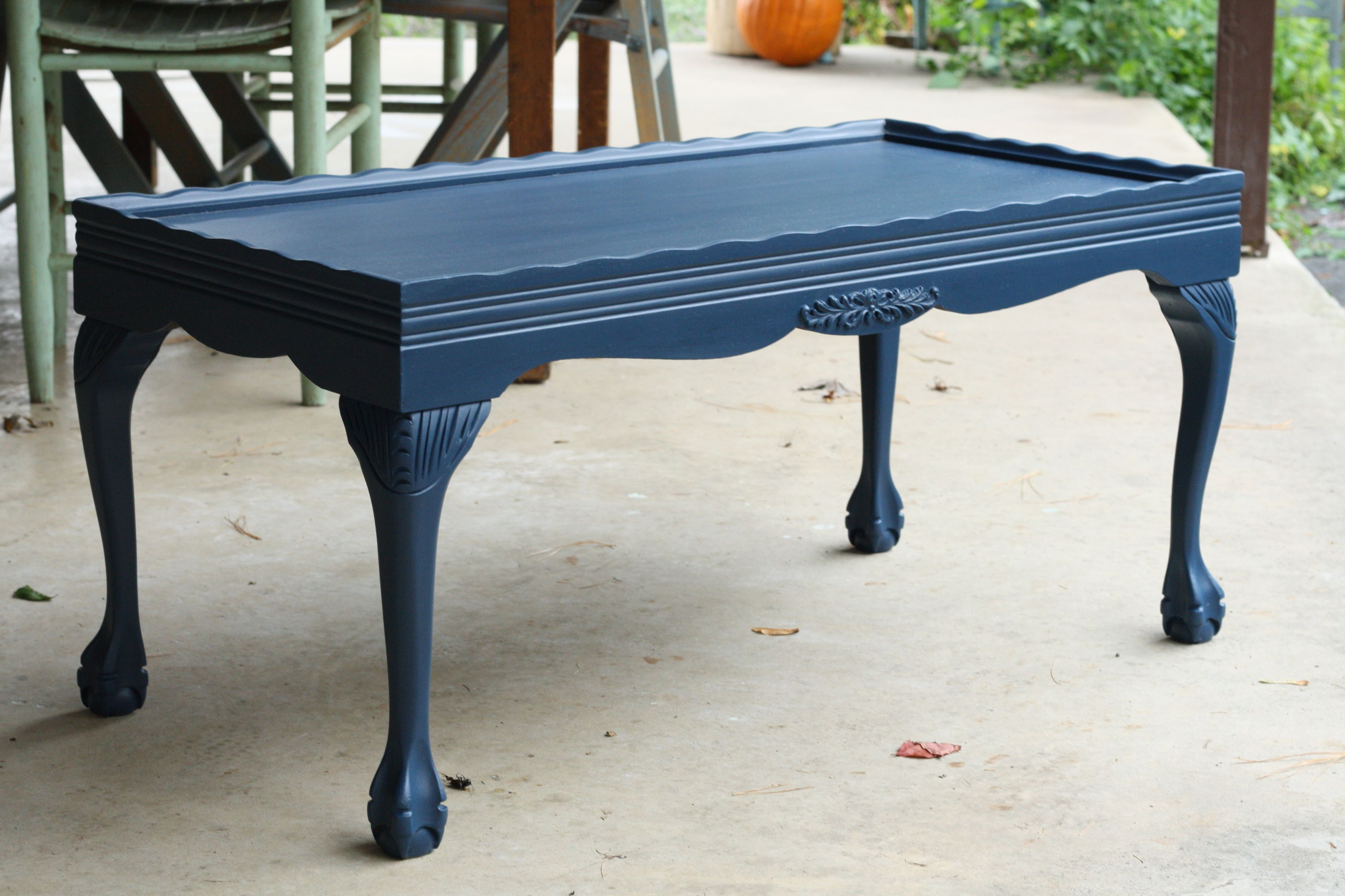 navy blue coffee table 20