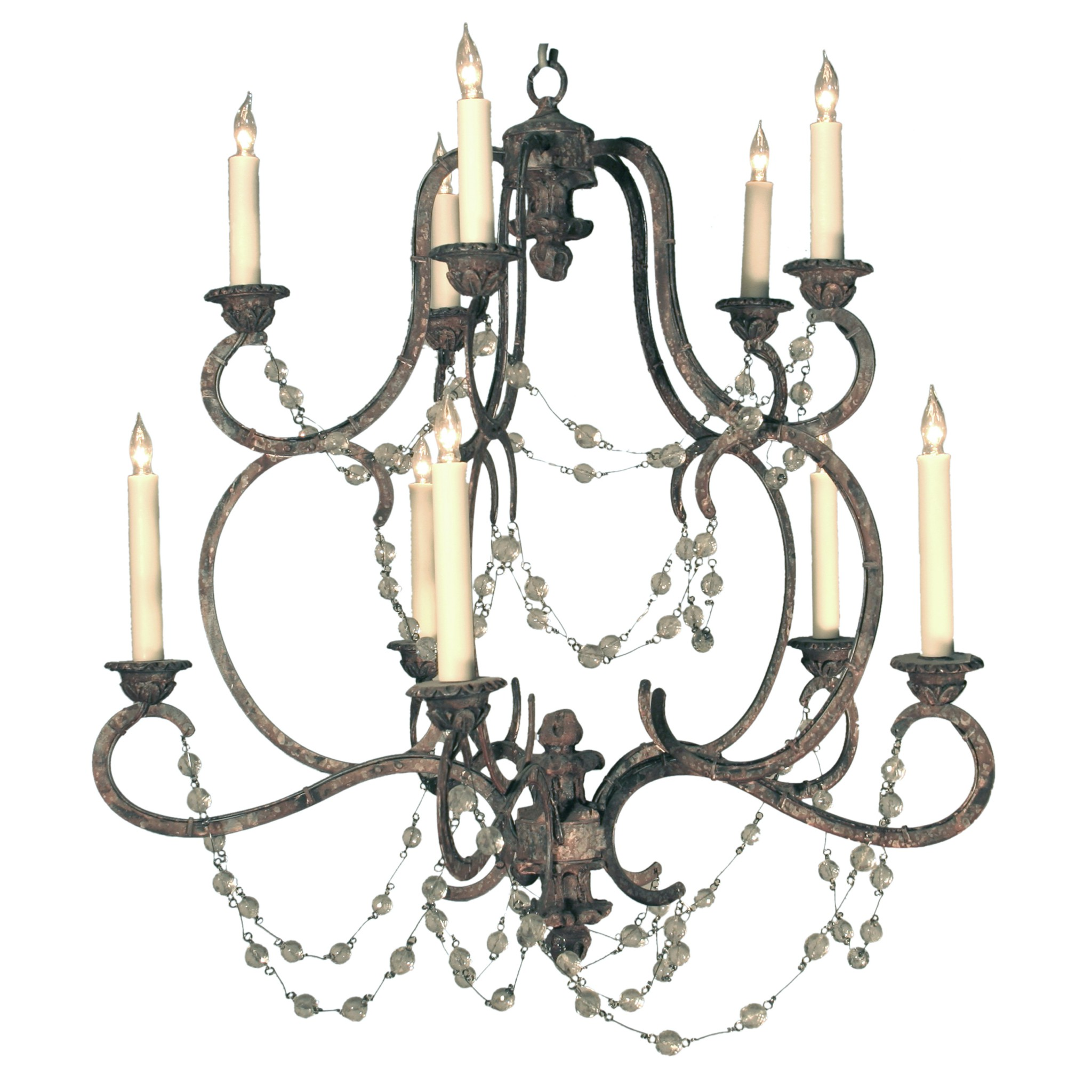 niermann weeks chandelier 21