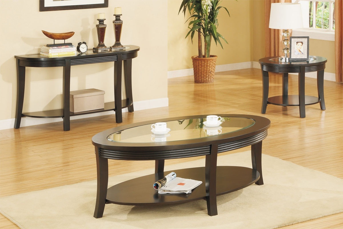 oval coffee table sets 03