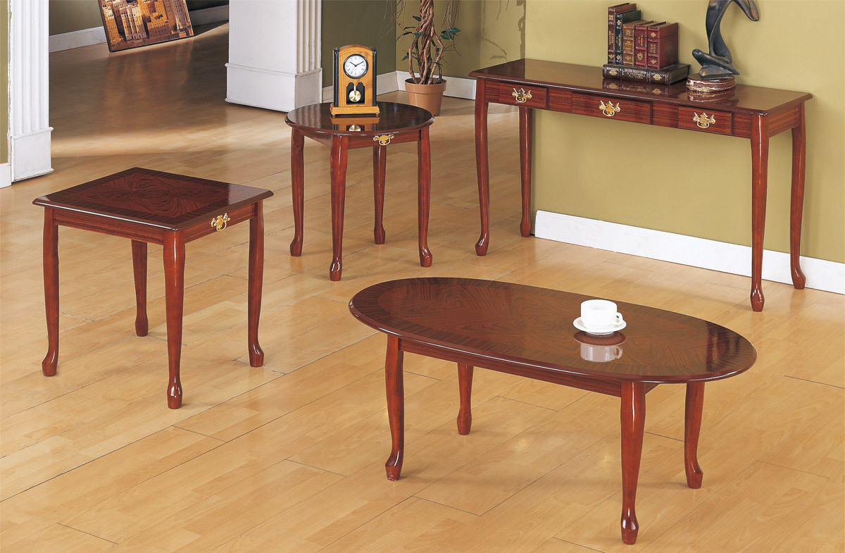 oval coffee table sets 05