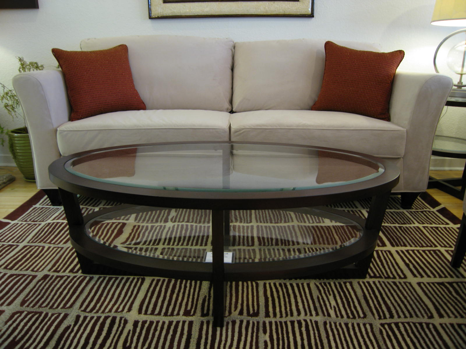 oval coffee table sets 09
