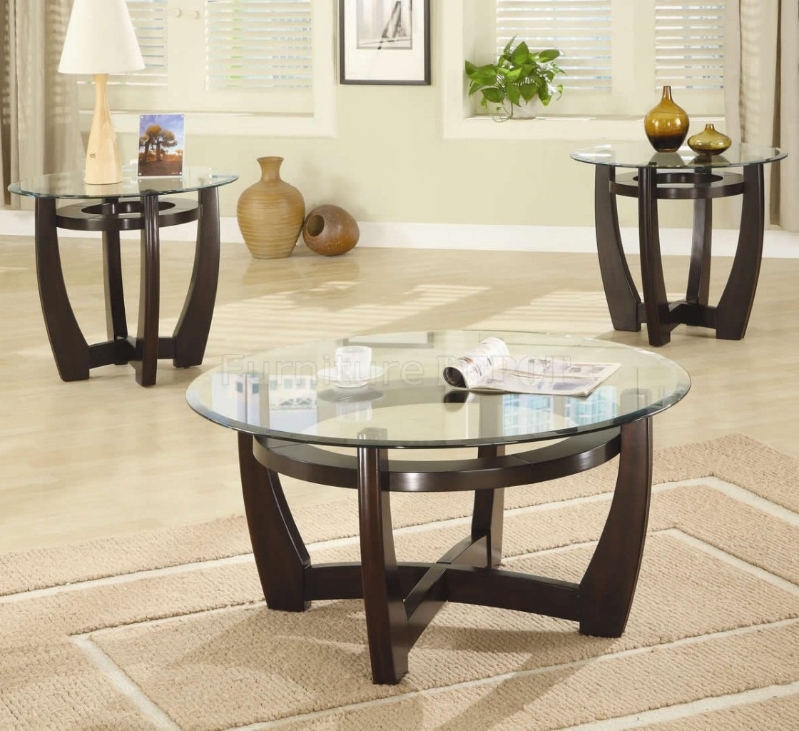 oval coffee table sets 12