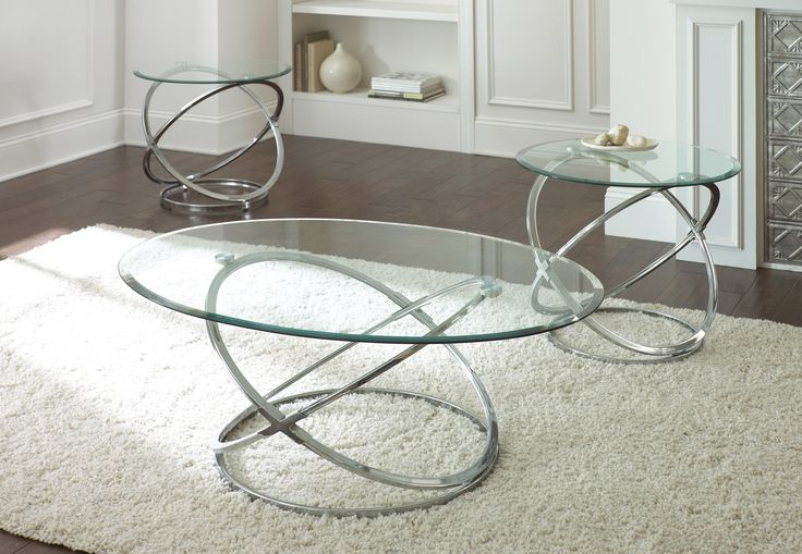 oval coffee table sets 19