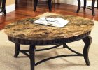 oval coffee table sets 21