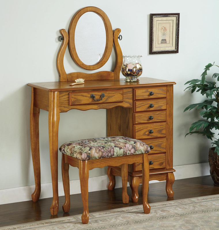pottery barn vanity chair 03