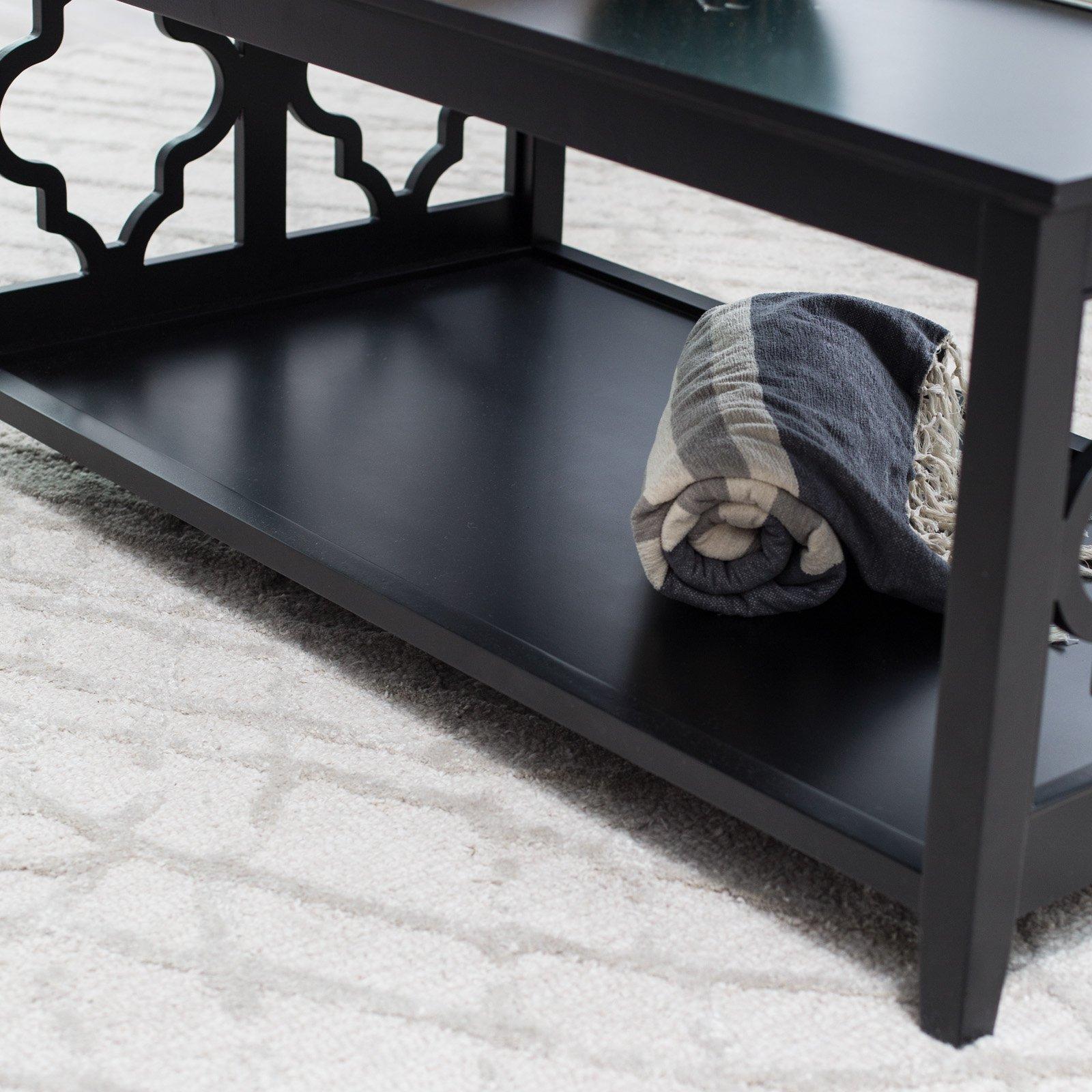 quatrefoil coffee table 12