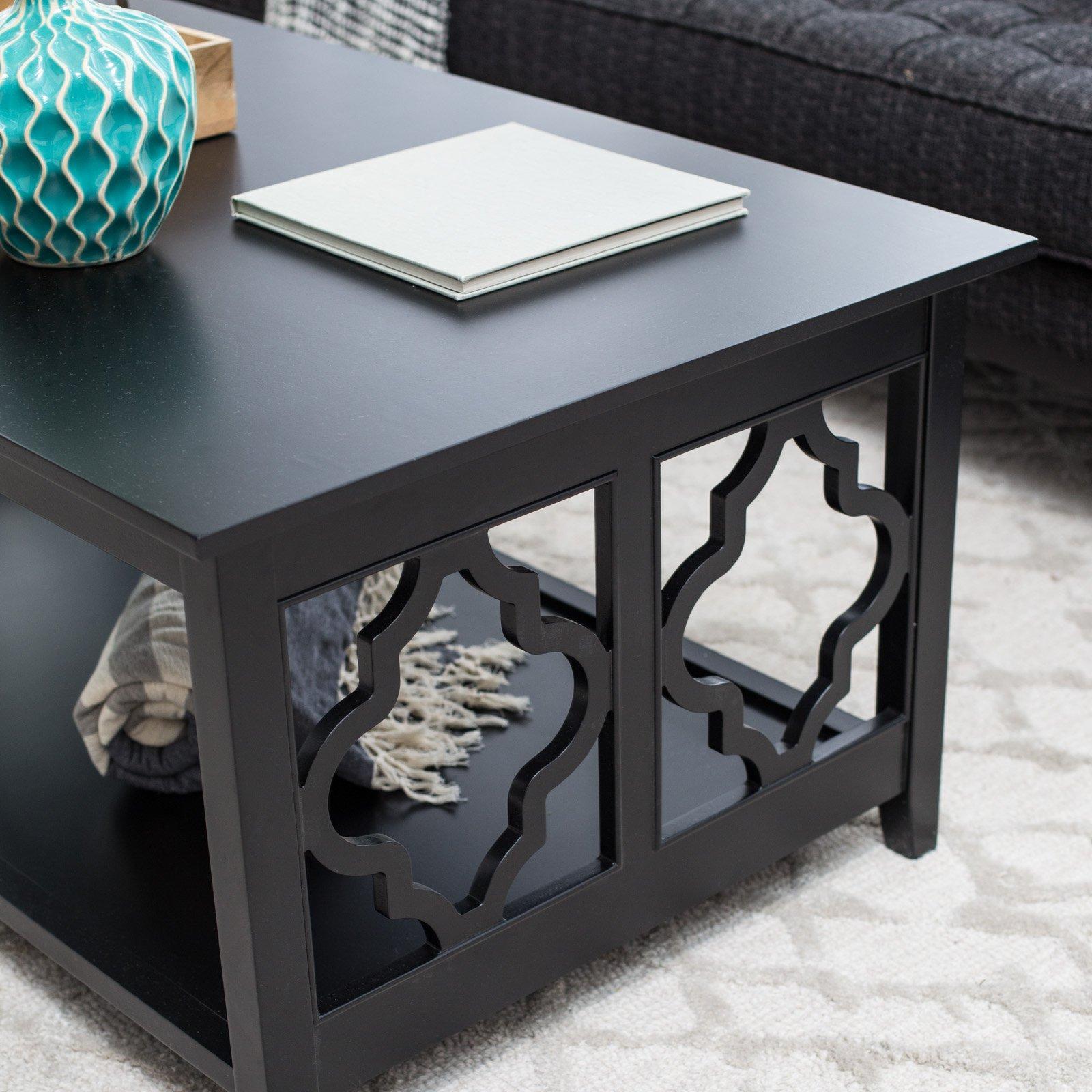 quatrefoil coffee table 20