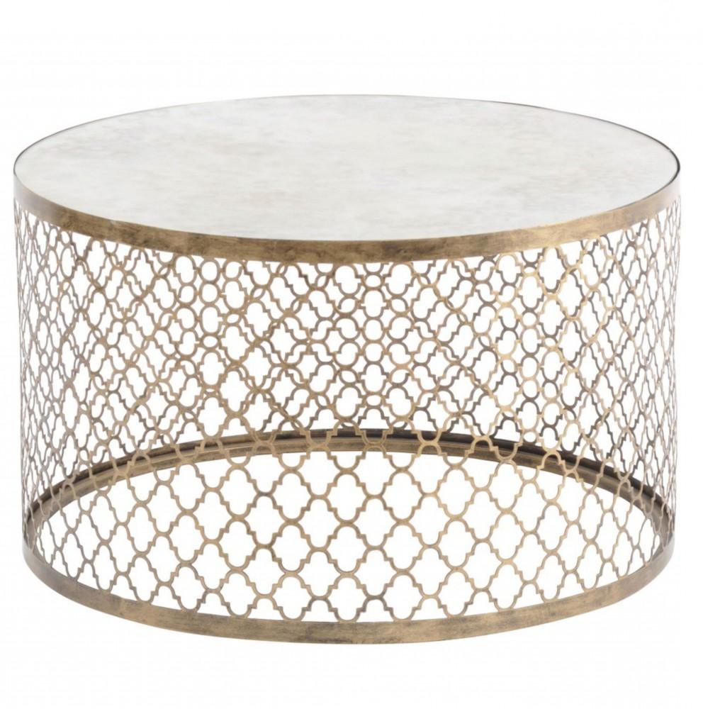 quatrefoil coffee table 27