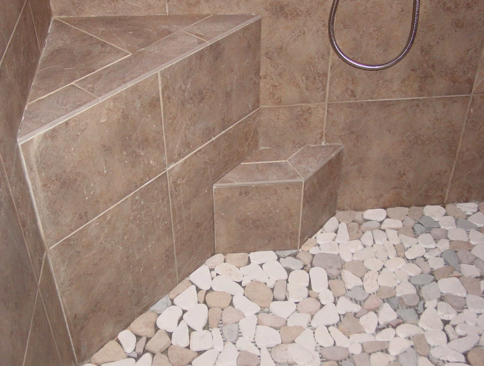 riverstone shower floor 20