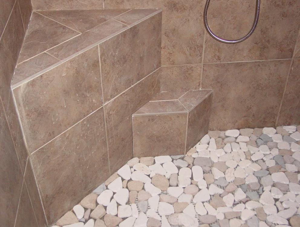 riverstone shower floor 20
