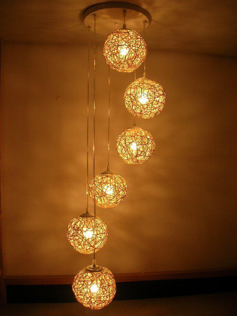 rustic lamps for living room 06