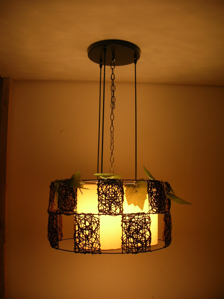 rustic lamps for living room 16