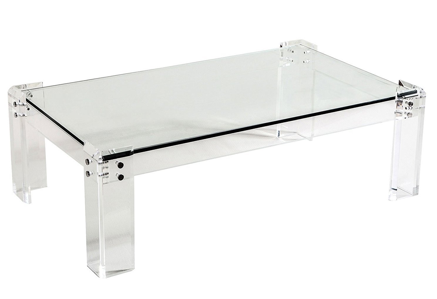 square acrylic coffee table 12