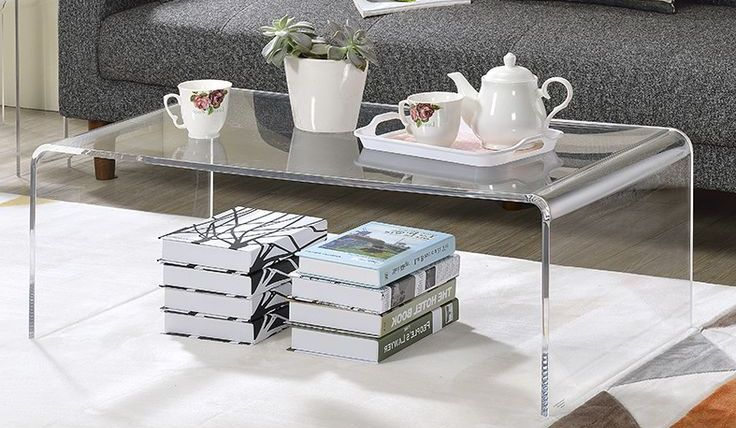 square acrylic coffee table 13