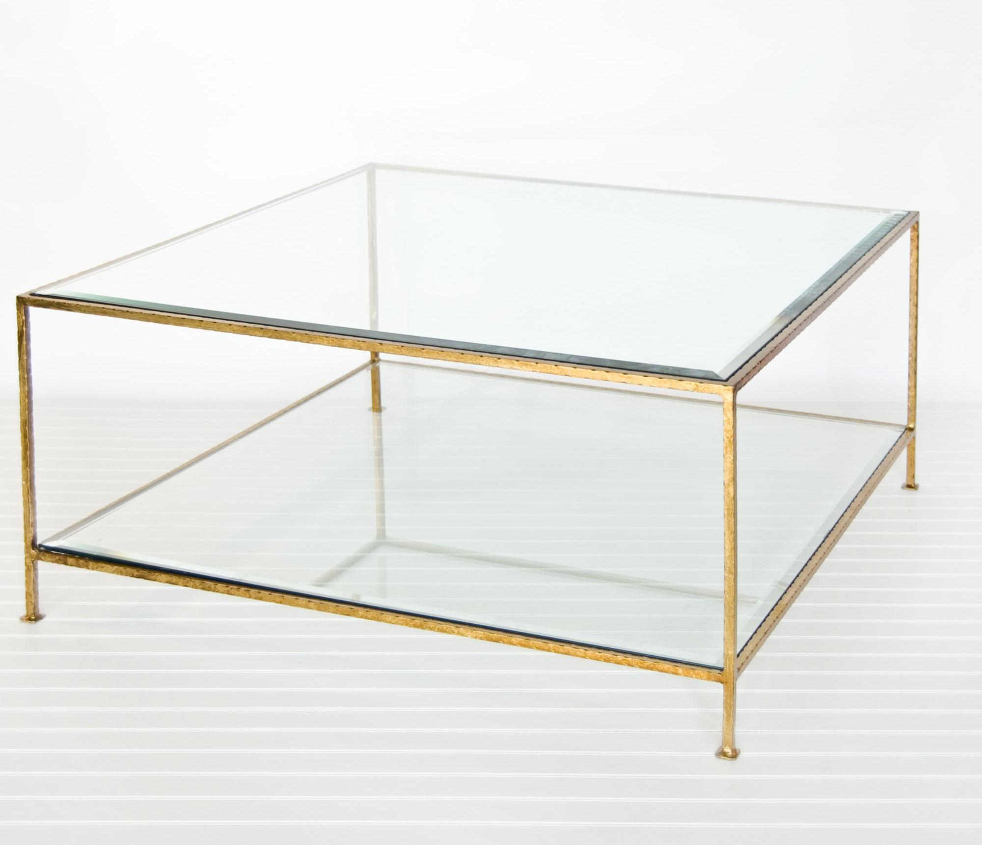 square acrylic coffee table 14