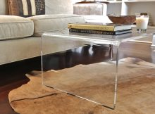 square acrylic coffee table 21