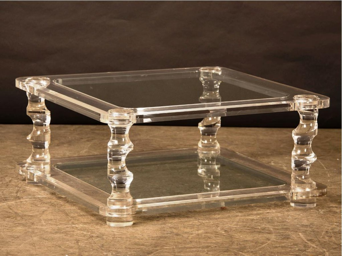 square acrylic coffee table 23
