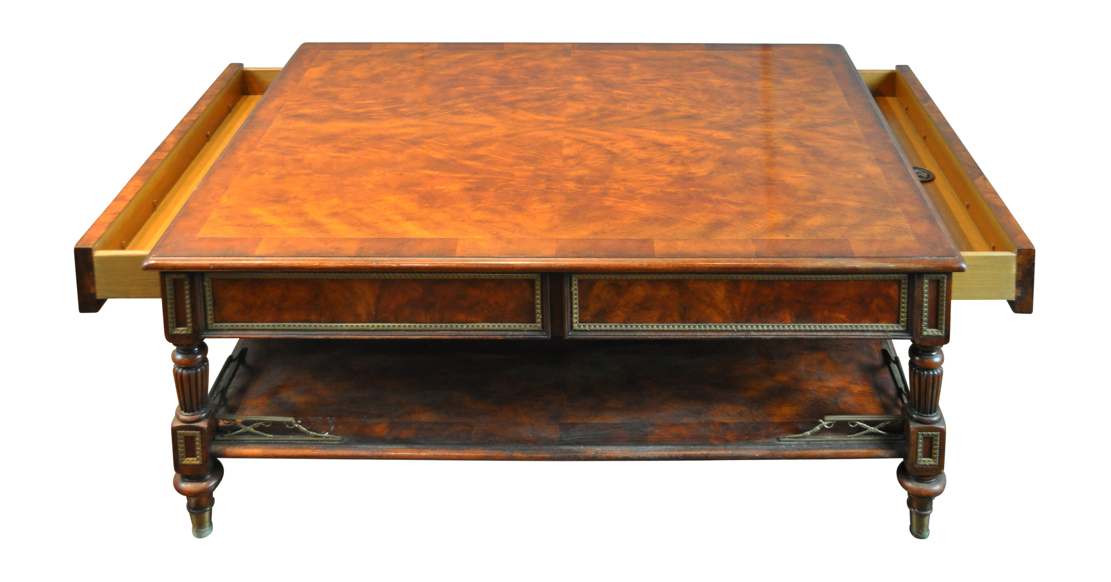 theodore alexander coffee table 12