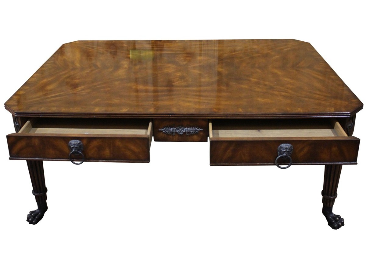 theodore alexander coffee table 24