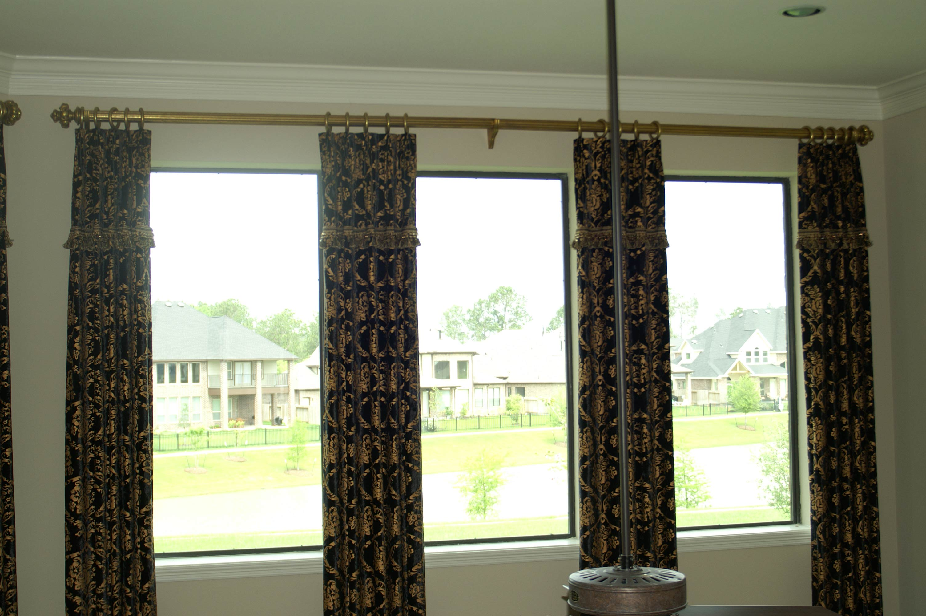 two story window treatments 15