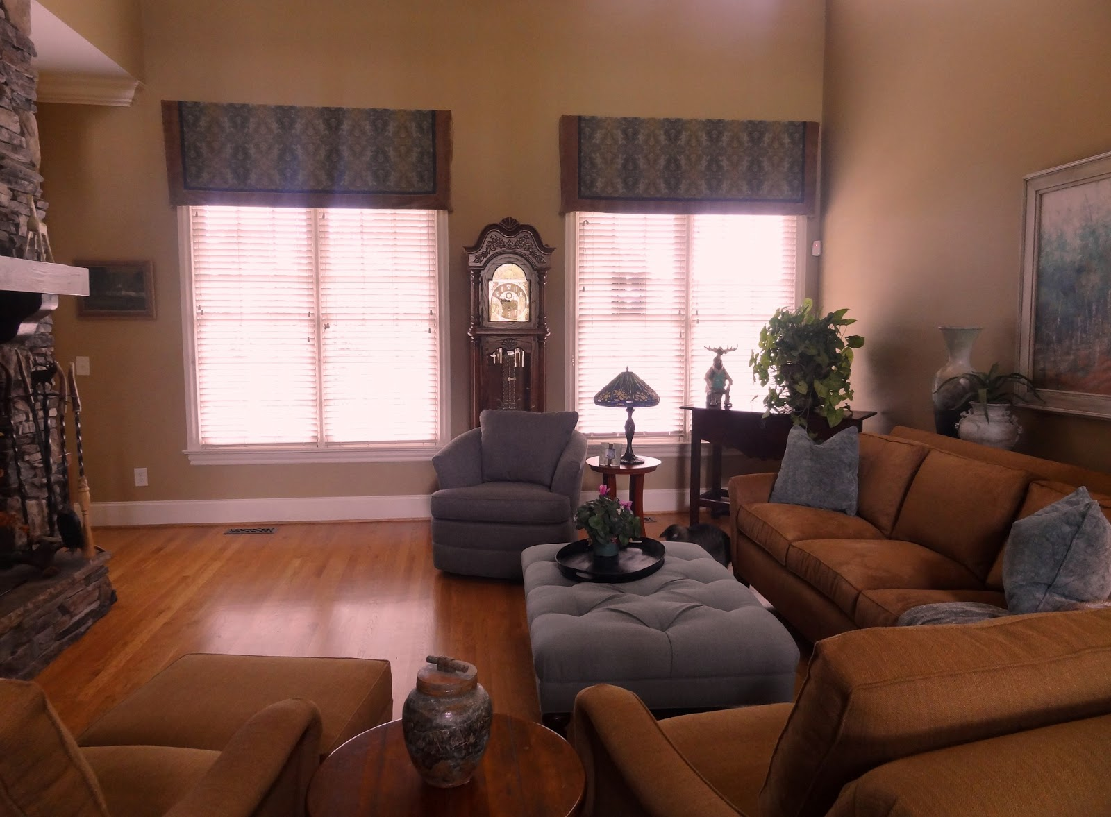 two story window treatments 09