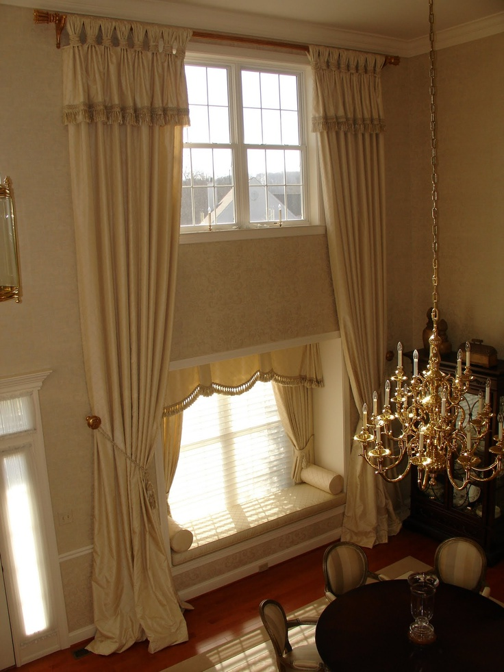 two story window treatments 23