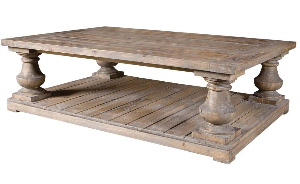 white washed wood coffee table 15