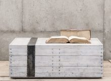 white washed wood coffee table 23
