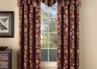 burgundy curtains for living room 02