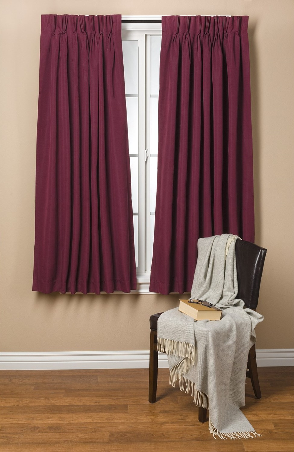 burgundy curtains for living room 20