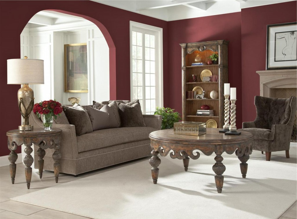 Burgundy Living Room Color Schemes Roy Home Design